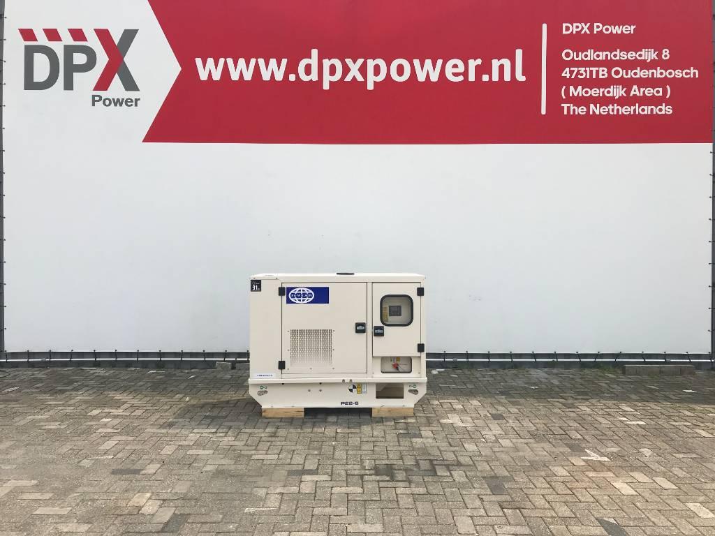 FG Wilson P18-6 - 18 kVA Generator - DPX-16001, Diesel generatoren, Bouw