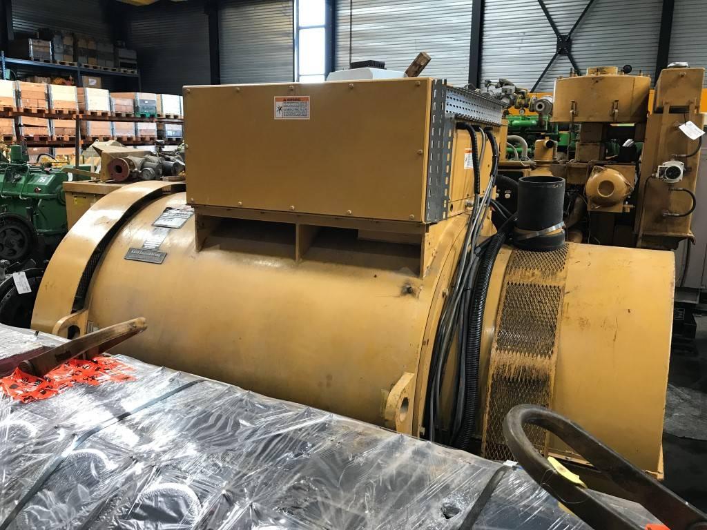 Kato Generator End - 2300 kW - DPH 104691, Generator Ends, Construction
