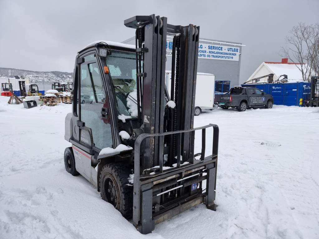 Nissan FGD02A30Q - 3,0 t diesel - 4,7 m LH (SOLGT), Diesel Trucker, Truck