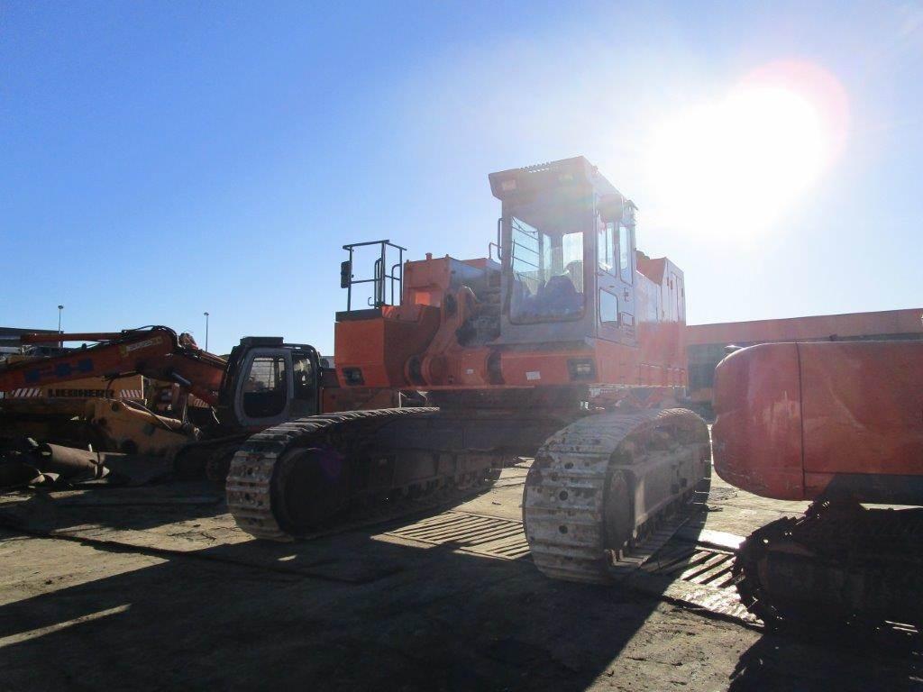 Hitachi EX 1200-5 C, Crawler Excavators, Construction Equipment