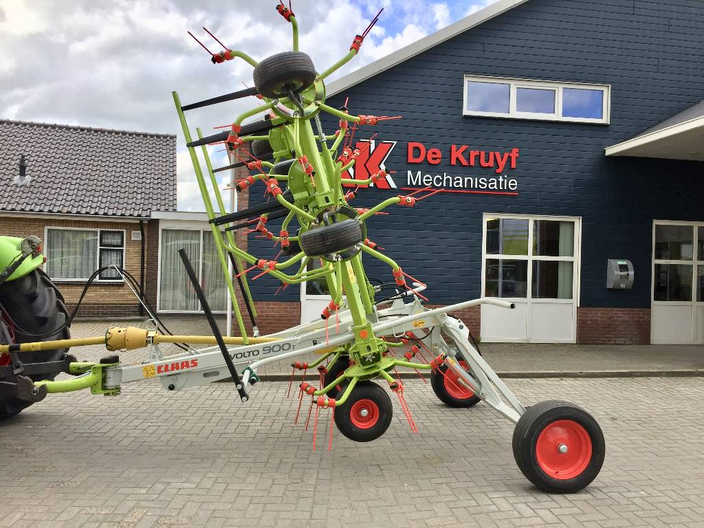 CLAAS VOLTO 900 T, Rakes and tedders, Agriculture