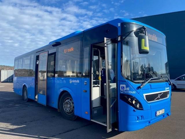Volvo We have 2pc, 10,8M, Linjebussar, Transportfordon