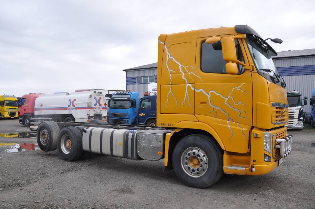 Volvo FH16 700 6X2, Chassier, Transportfordon