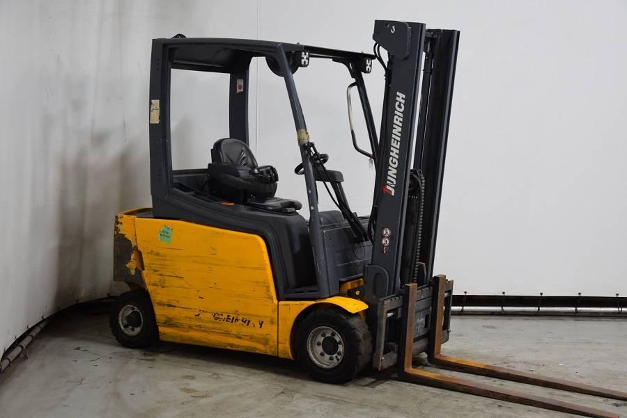 Jungheinrich EFG418, Electric forklifts, Material Handling