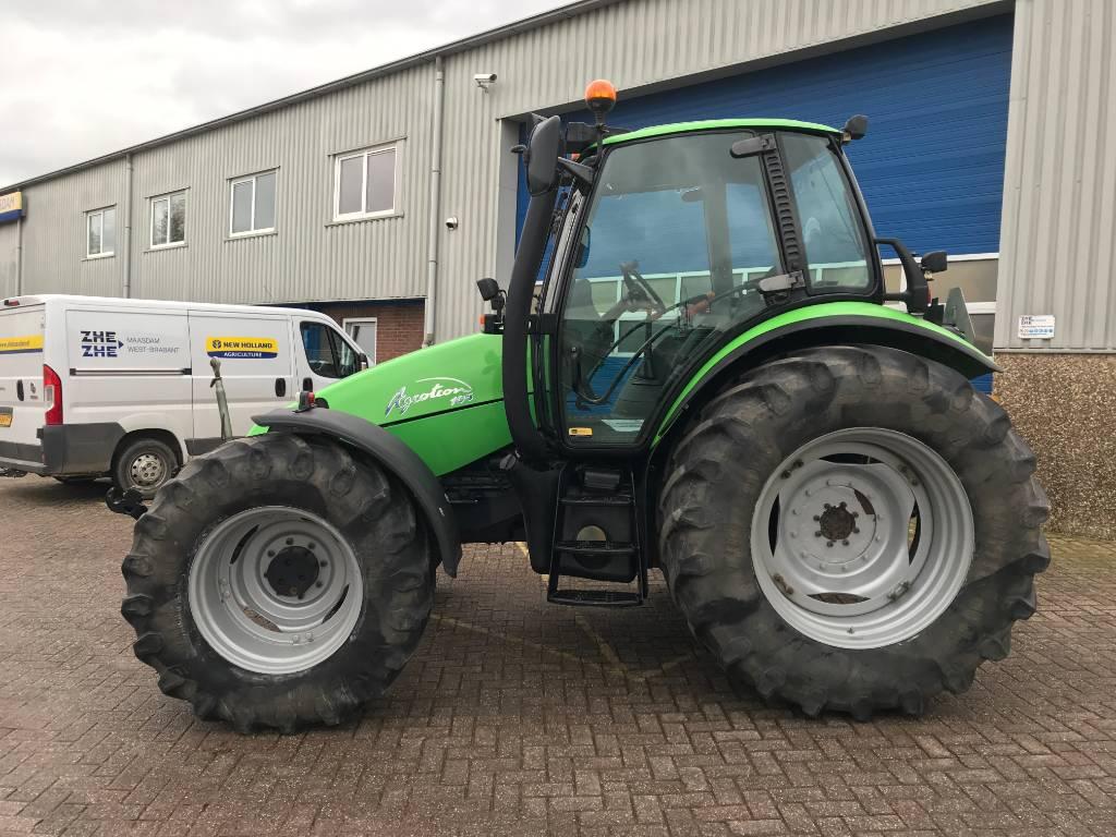 Deutz-Fahr Agrotron 105, Tractoren, All Used Machines