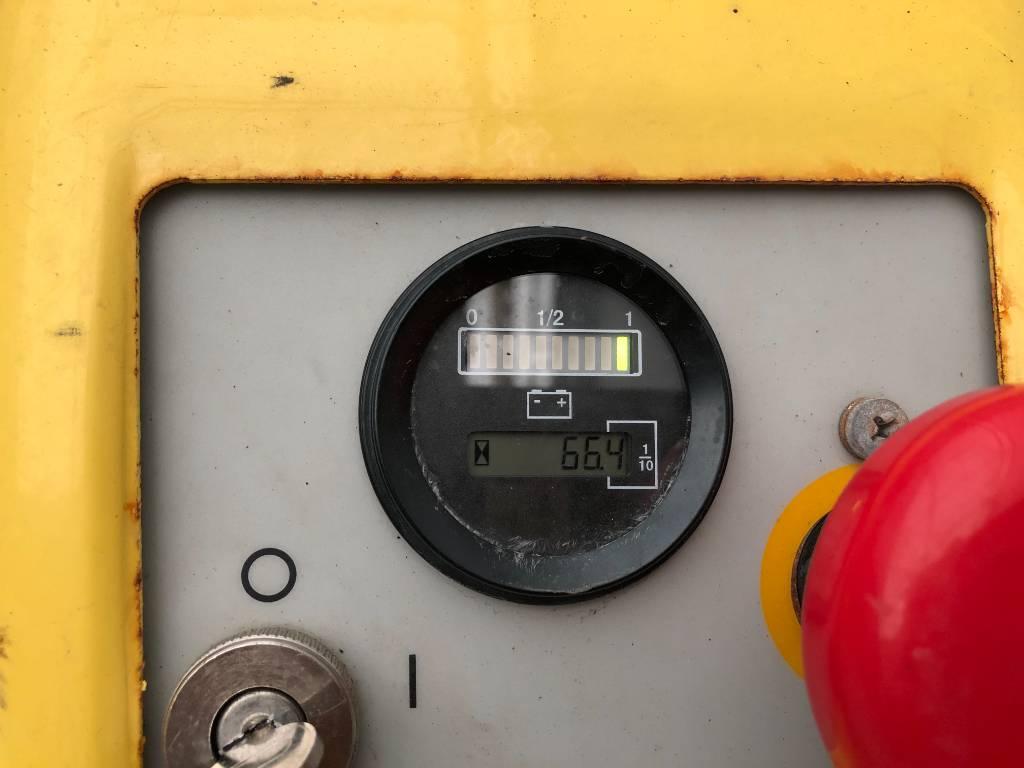 Hyster P 1.8 AC, Låglyftare utan plattform, Materialhantering