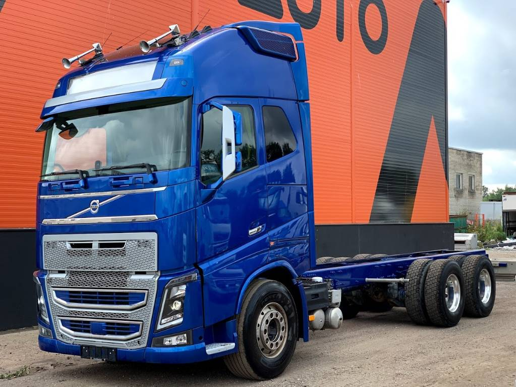 Volvo FH 750 6x4, Cab & Chassis Trucks, Trucks and Trailers