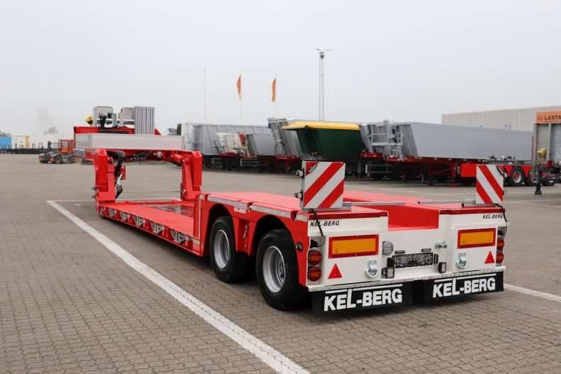 Kel-Berg Brønntrailer  flere typer på lager, Andre hengere, Transport