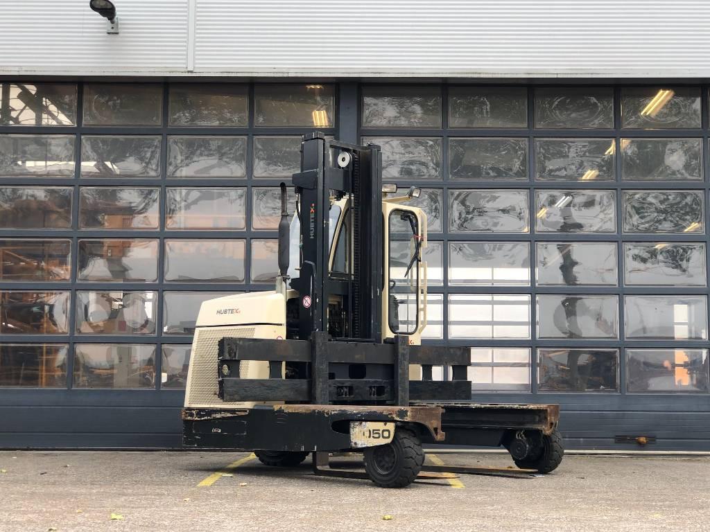 Hubtex DQ 40-D, Diesel heftrucks, Laden en lossen