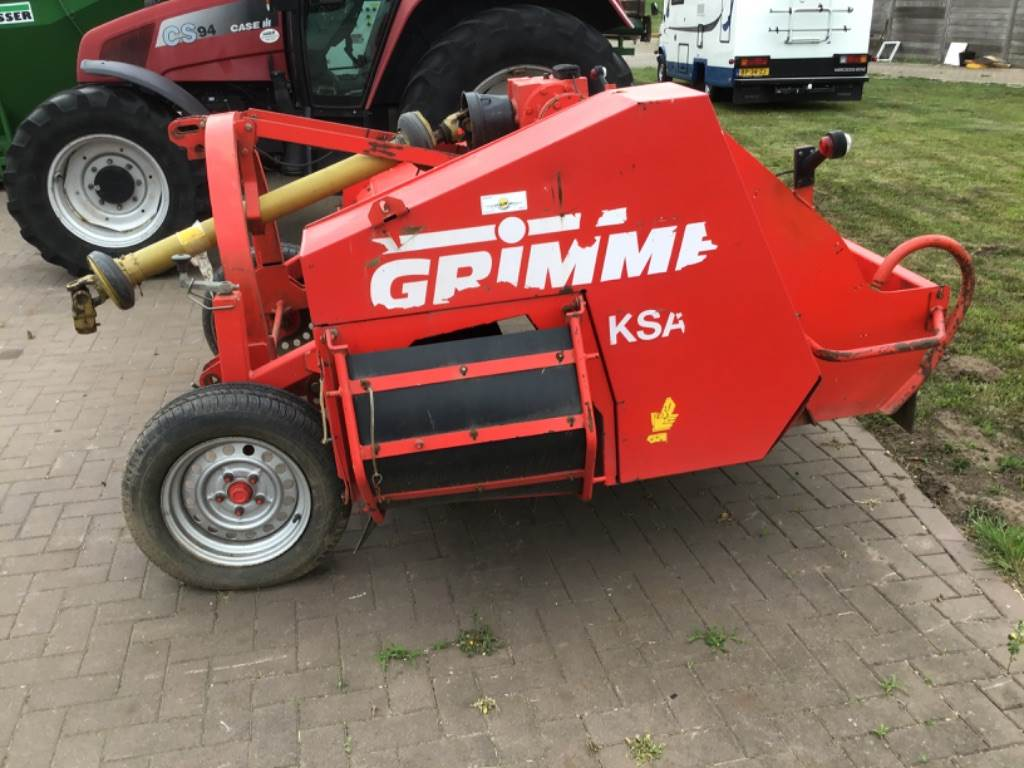 Grimme KS-75/2, Other harvesting equipment, Agriculture