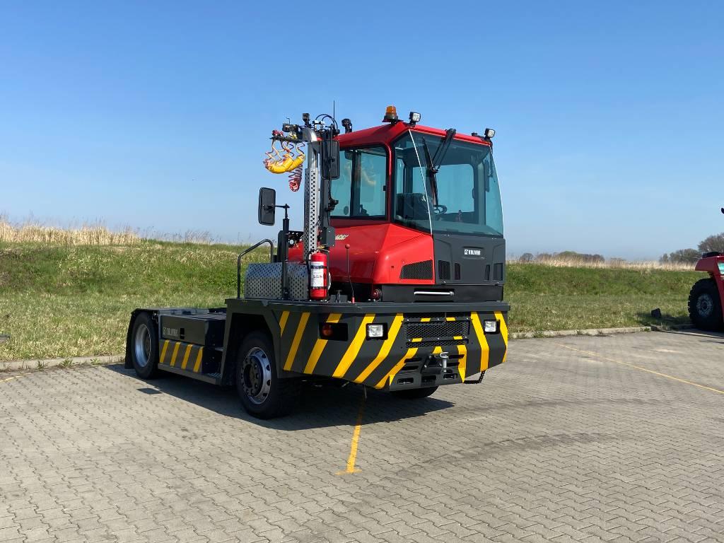 Kalmar TRL68i, Terminal tractors, Material Handling