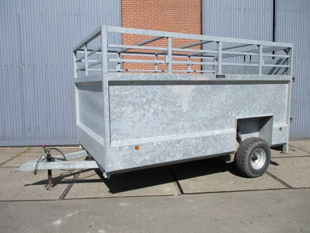 Other Mulder Veewagen 4,00 x 2,40 mtr., Other Trailers, Agriculture