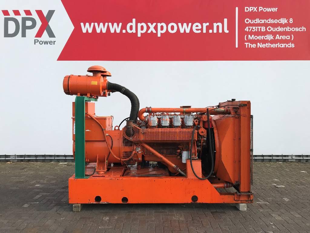 Iveco 8281 SRI - 400 kVA Generator - DPX-11322, Geradores Diesel, Construção