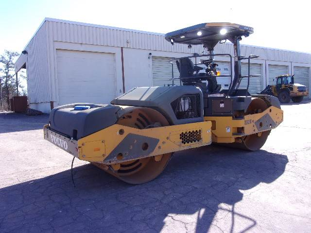 Volvo DD120C, Other rollers, Construction Equipment
