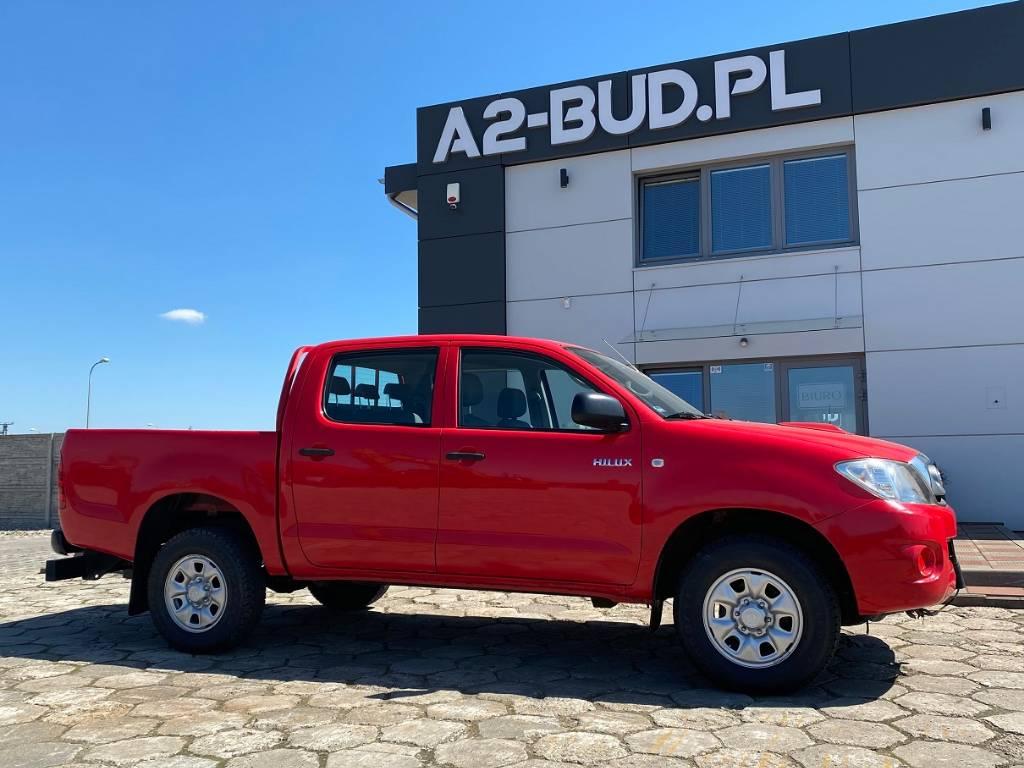 Toyota Hilux, Samochody skrzyniowe, Transport