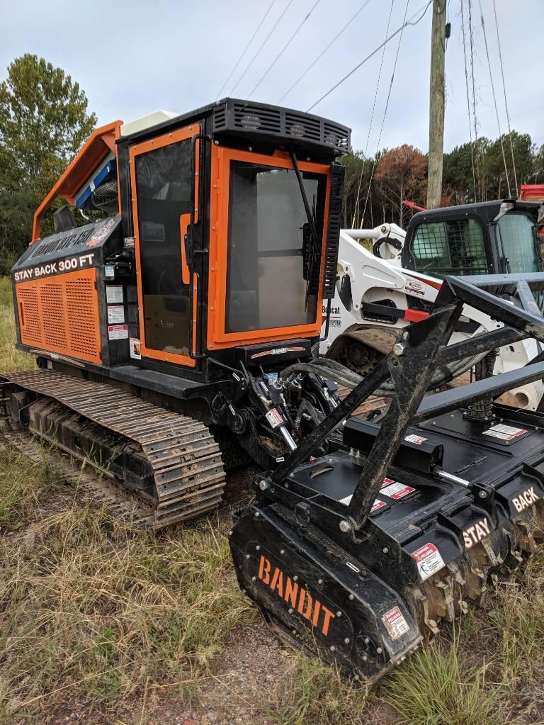 Bandit BTC150, Forestry Mulchers, Forestry Equipment
