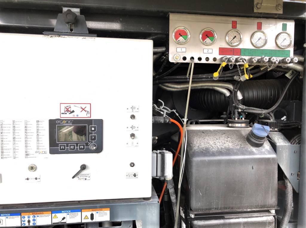 Putzmeister BSA 2110 HP, Line Pumps, Construction Equipment