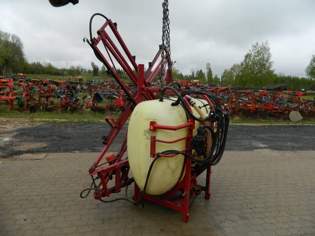 Hardi 1200, Uzmontējamie miglotāji, Lauksaimniecība