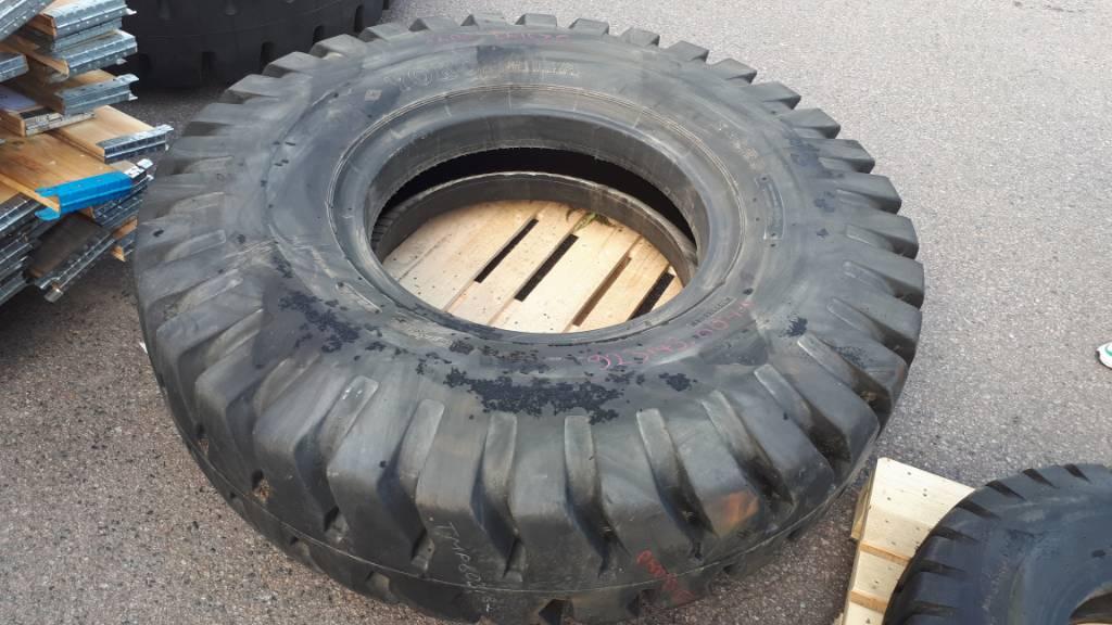 [Other] Tyre YOKOHAMA 18.00-33, 36 PR, Tyres, wheels and rims, Material Handling