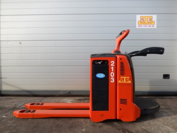 Linde T20 AP, Staplare-led, Materialhantering