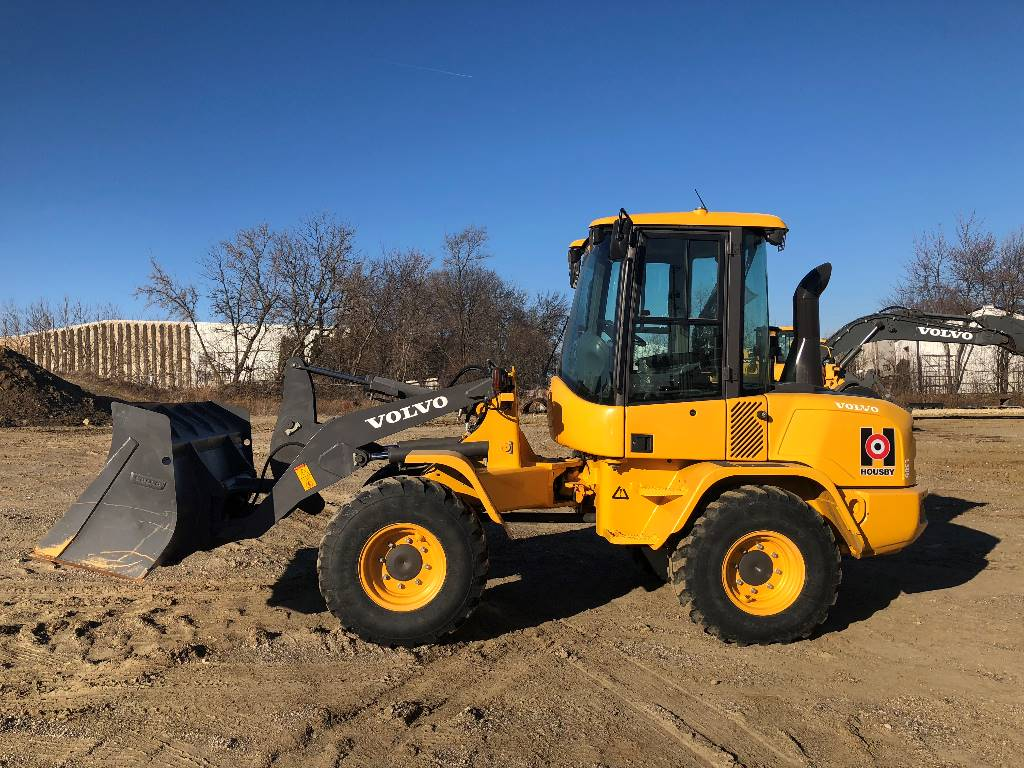 Volvo L30GS, Compact Wheel Loaders, Construction Equipment