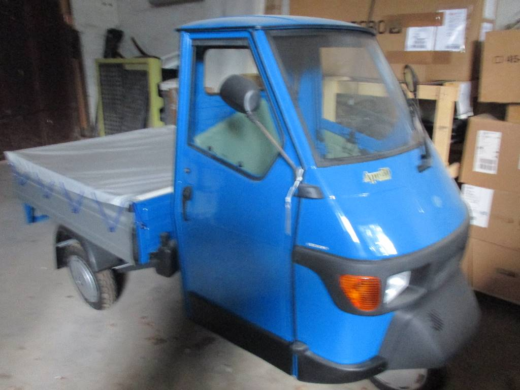Piaggio Ape Top 25 Km., Andre, Transport