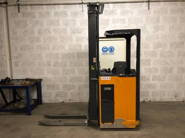 Abeko SW 1600TY, Self propelled stackers, Material Handling