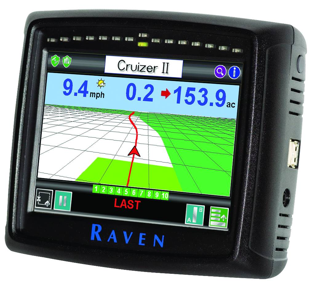 Used Raven Cruizer Ii Other Tractor Accessories Price