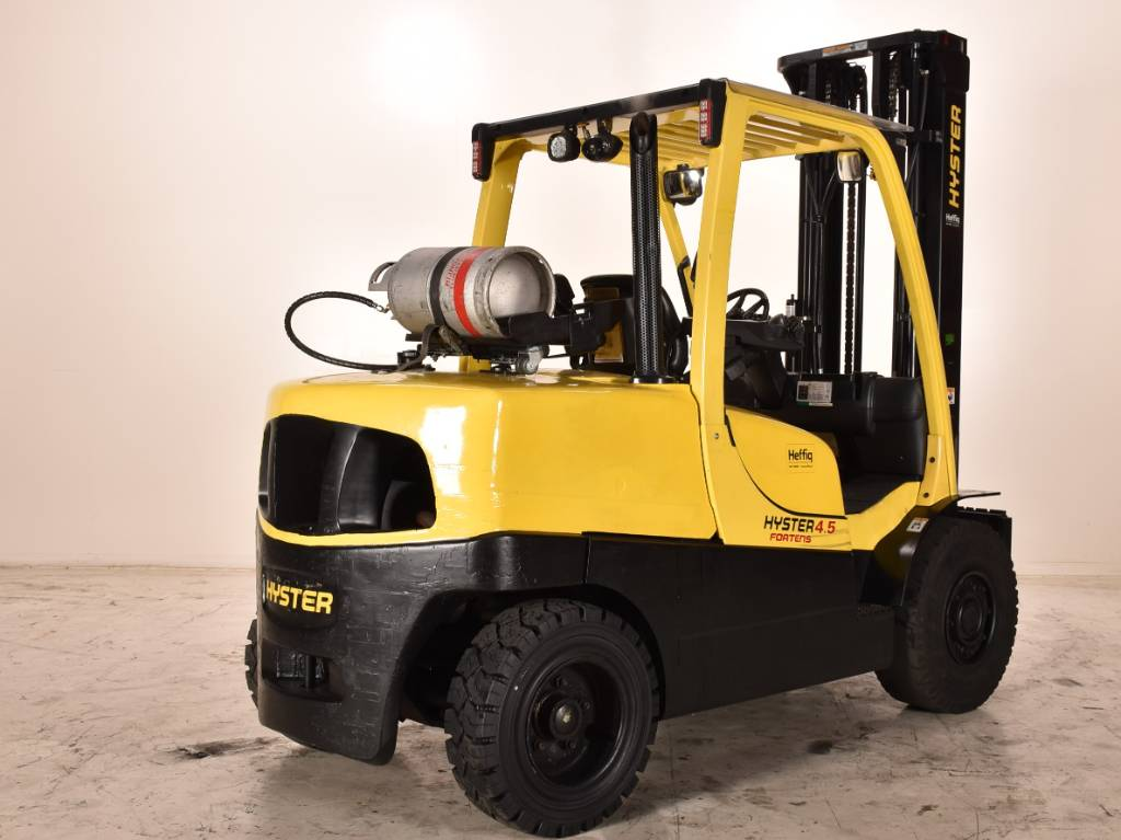 Hyster H4.5FT6, LPG counterbalance Forklifts, Material Handling