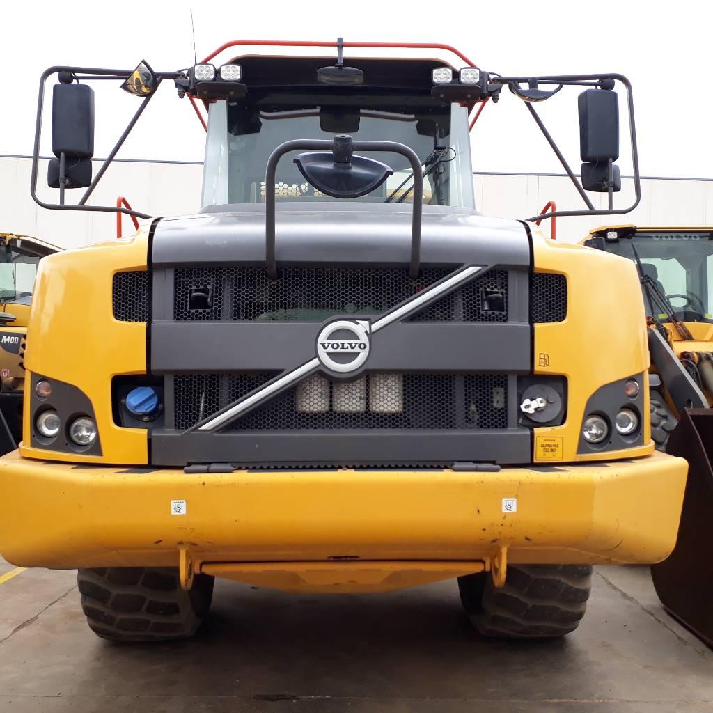 Volvo A 25 G, Articulated Dump Trucks (ADTs), Construction Equipment