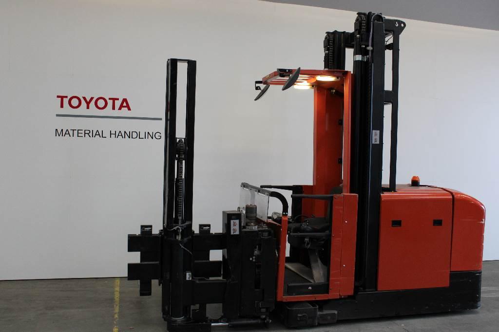 BT VCE 100, Reach trucks, Material Handling