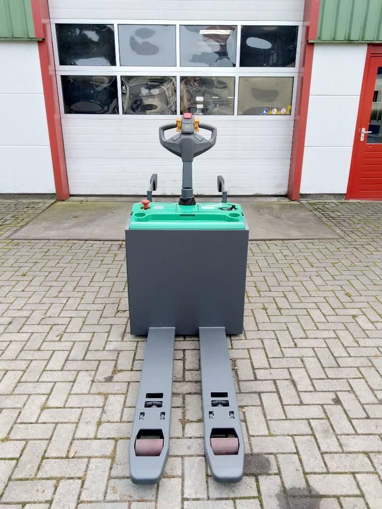 [Other] LiftM MPB20ER pallettruck NIEUW, Pallettruck met meerij platform, Laden en lossen