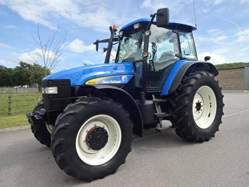 New Holland TM155
