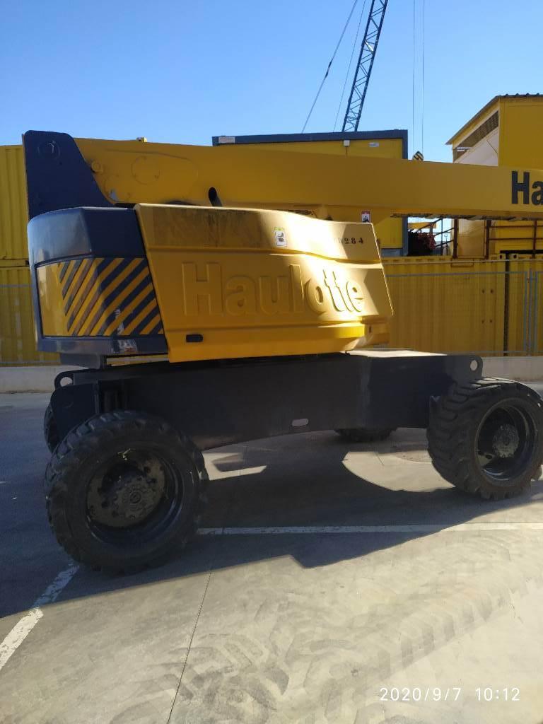 HAULOTTE H28TJ+, Telescopic boom lifts, Construction Equipment
