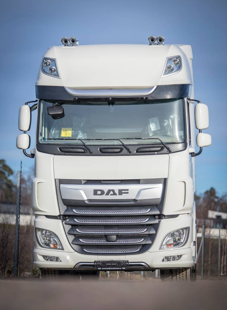 DAF XF FT 480 - Nordic Edition, Conventional Trucks / Tractor Trucks, Trucks and Trailers