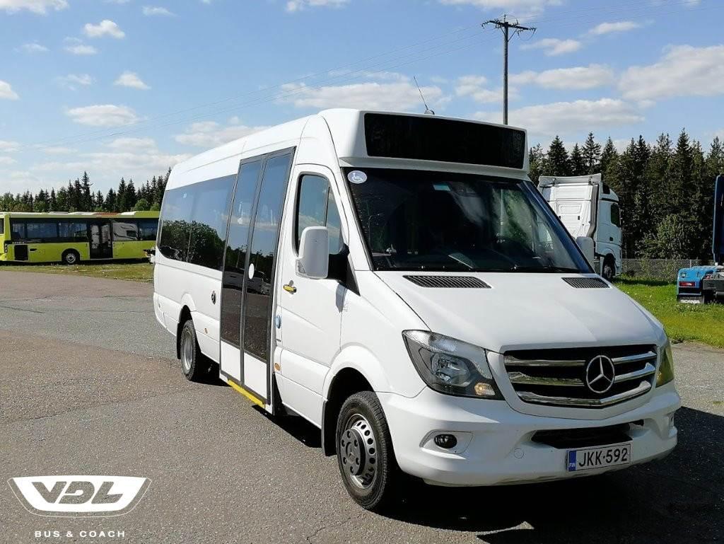 Mercedes-Benz Sprinter 516 CDI, Mini, Vehicles