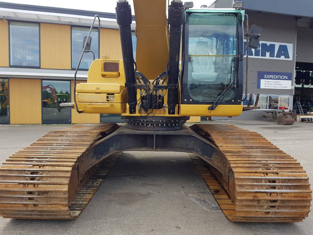 Caterpillar 325 d l lr long high reach excavators construction equipment
