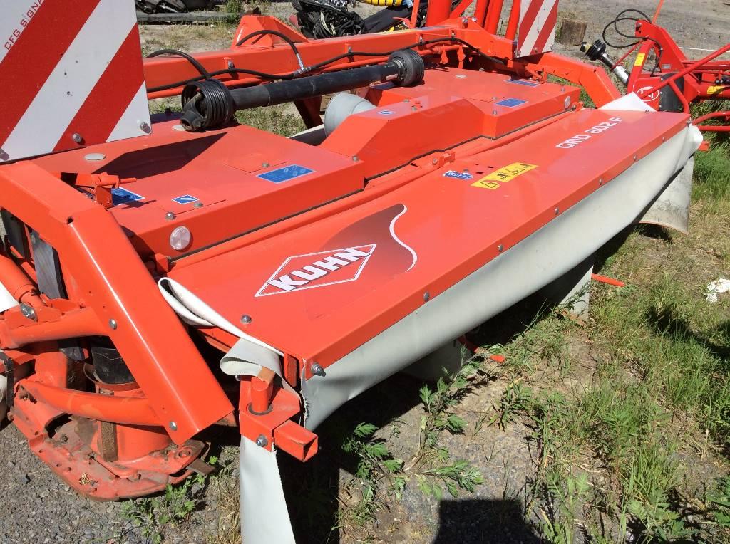 Kuhn 802F, Niittokoneet, Maatalous