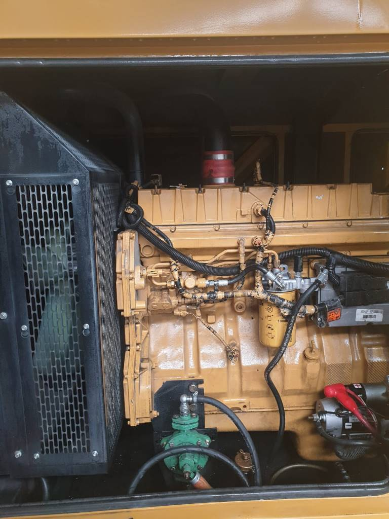 Olympian GEH 220  220 KVA, Generadores diesel, Construcción