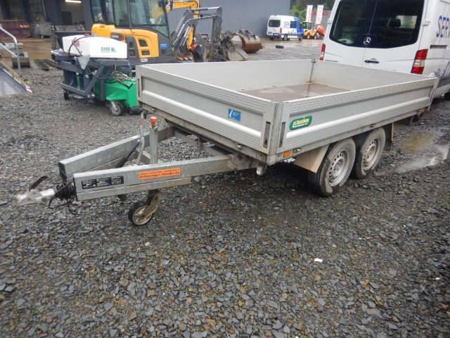 Unsinn GTP 3530-14-1750 Auffahrschienen, Flatbed Trailers, Trucks and Trailers