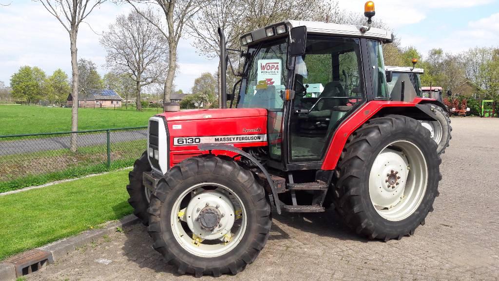 Massey Ferguson 6130 Dynashift, Tractoren, Landbouw