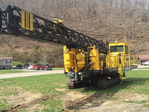 Atlas Copco DM30 DL205, Surface drill rigs, Construction Equipment