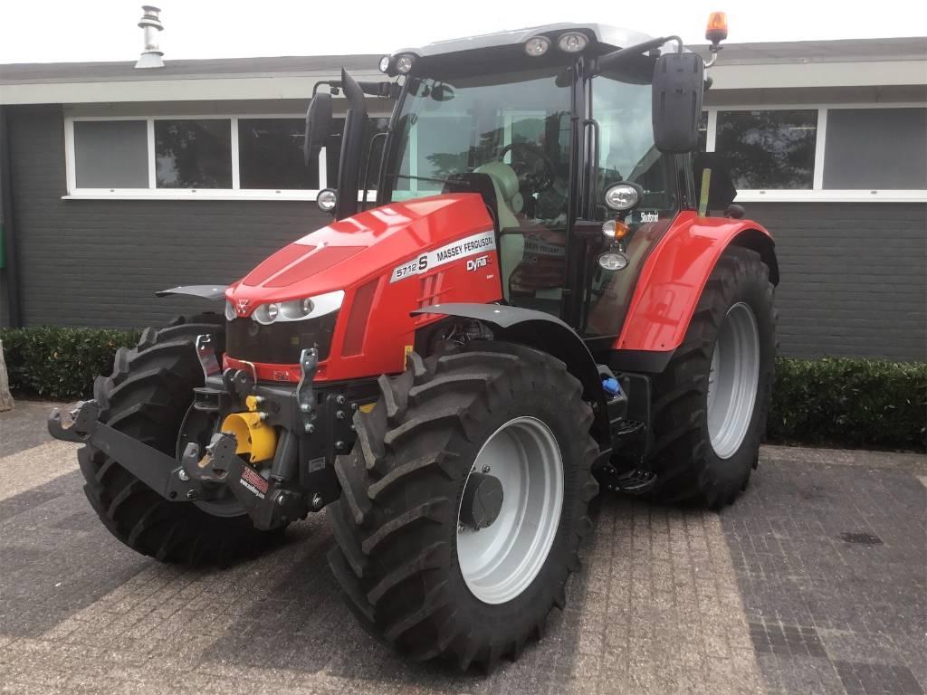 Massey Ferguson 5712S D-4, Tractoren, Landbouw