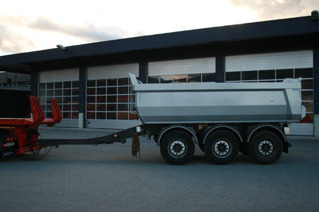Norslep PHV24T, Tippvogn, Transport