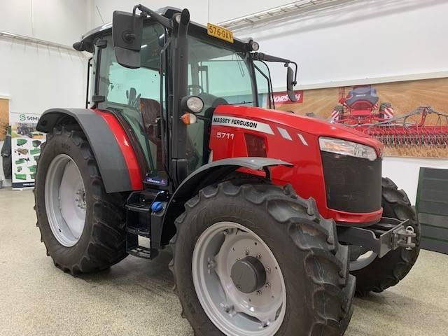 Massey Ferguson 5711 Essential, Traktorit, Maatalous