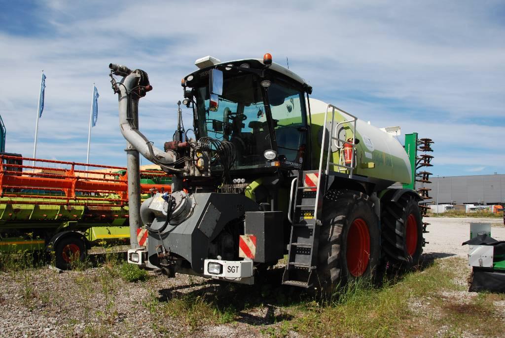 CLAAS Xerion 3800 SaddleTrac, Traktorid, Põllumajandus