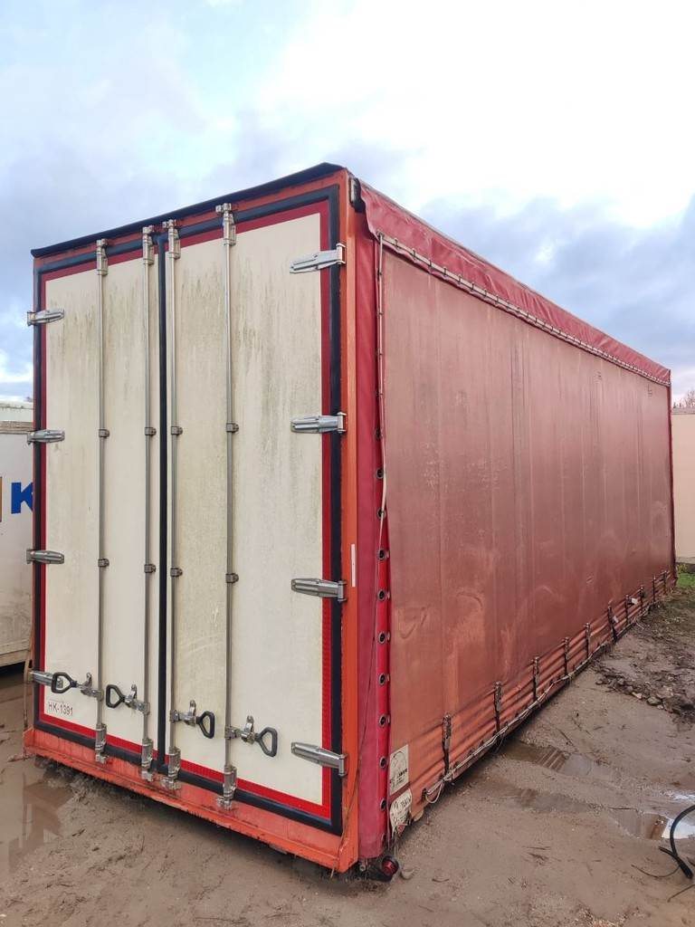 [Other] SCHREIBER LONTZEN BOX B-4710, Other Components, Trucks and Trailers