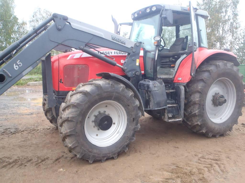 Massey Ferguson 6499 Dynashift, Traktorit, Maatalous