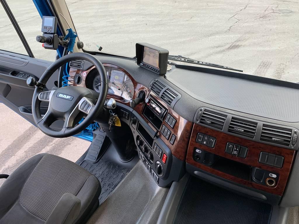 DAF CF 510z FAN JOAB, Koukkulava kuorma-autot, Kuljetuskalusto