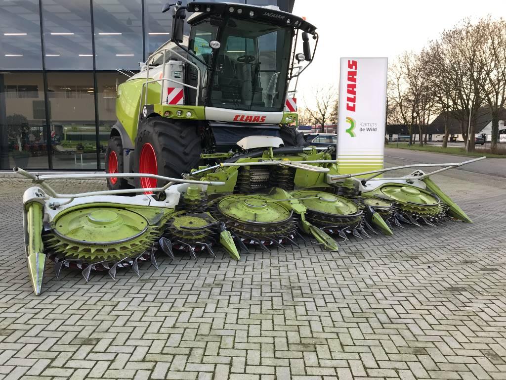 CLAAS ORBIS 750, Forage harvester headers, Agriculture